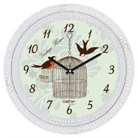Cadran Luxury Dekoratif Çatlak Desen Duvar Saati-6