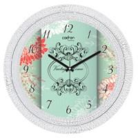 Cadran Luxury Dekoratif Çatlak Desen Duvar Saati-8