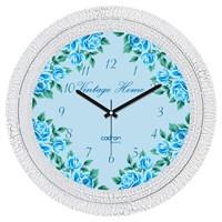Cadran Luxury Dekoratif Çatlak Desen Duvar Saati-12