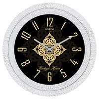 Cadran Luxury Dekoratif Çatlak Desen Duvar Saati-13