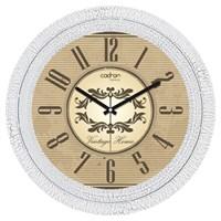 Cadran Luxury Dekoratif Çatlak Desen Duvar Saati-14