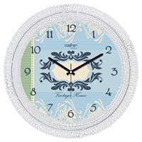 Cadran Luxury Dekoratif Çatlak Desen Duvar Saati-19