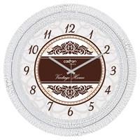 Cadran Luxury Dekoratif Çatlak Desen Duvar Saati-21