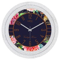 Cadran Luxury Dekoratif Çatlak Desen Duvar Saati-24