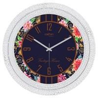 Cadran Luxury Dekoratif Çatlak Desen Duvar Saati-25