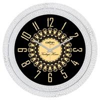 Cadran Luxury Dekoratif Çatlak Desen Duvar Saati-28