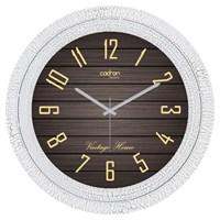Cadran Luxury Dekoratif Çatlak Desen Duvar Saati-29