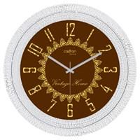 Cadran Luxury Dekoratif Çatlak Desen Duvar Saati-38