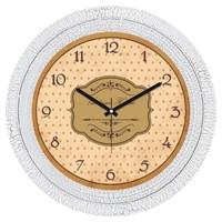 Cadran Luxury Dekoratif Çatlak Desen Duvar Saati-56