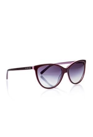 U.s. Polo Assn. Us.p 782 Burgundy Kadın Güneş Gözlüğü