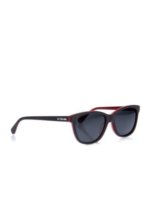 U.s. Polo Assn. Us.p 785 Burgundy Kadın Güneş Gözlüğü