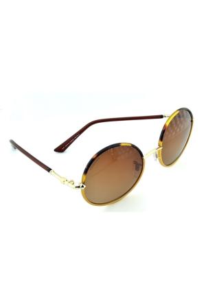Elegance Polarize Kadın Güneş Gözlüğü 1619 C1 54