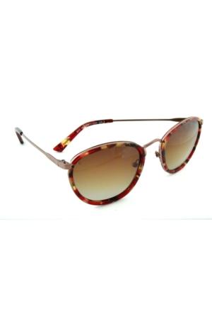 Elegance Polarize Kadın Güneş Gözlüğü 1656 C3 51