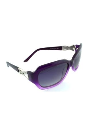 Elegance Swarovski Polarize Kadın Güneş Gözlüğü 1500 C3 58