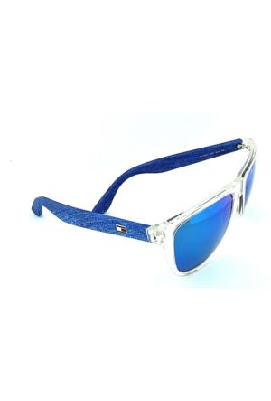 Tommy Hilfiger Unısex Güneş Gözlüğü TH 1112/I-T 6IJT5 55