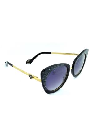 Fashiontv Polarize Kadın Güneş Gözlüğü 1025 C1 5321
