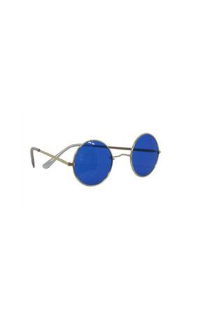 Toptancı Kapında Lennon Gözlük - Mavi