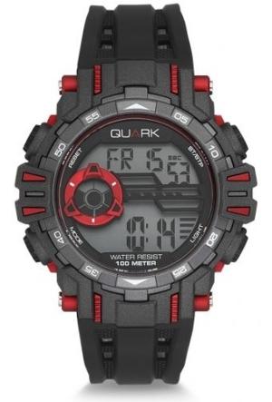 Quark Fonksiyonel Dijital Qu-15671-01 Erkek Kol Saati