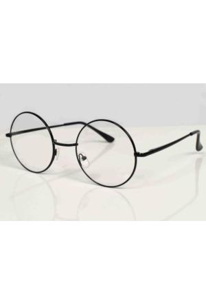 Moda Roma Harry Potter Gözlük Siyah