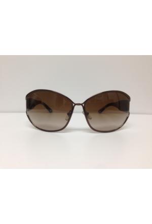 Versace Ve 2115 1257/13 63 Kahve Degrade Güneş Gözlüğü