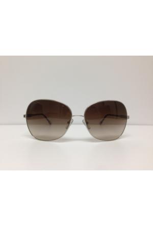 Versace Ve 2124 1000/13 64 Kahve Degrade Güneş Gözlüğü