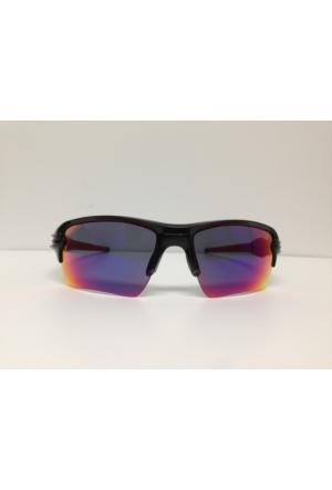 Oakley Oo9188-24 59 12 133 Flak Aynalı Güneş Gözlüğü
