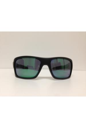 Oakley Oo9263-15 65 17 Turbıne Yeşil Aynalı Güneş Gözlüğü