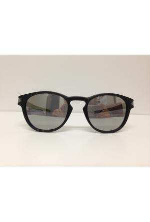 Oakley Oo9265-10 53 21 139 Latch Gri Aynalı Güneş Gözlüğü