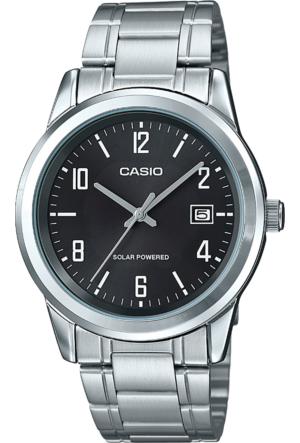 Casio MTP-VS01D-1BDF Erkek Kol Saati (Güneş Enerjili)