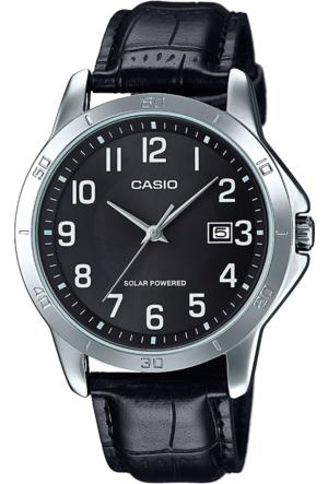 Casio MTP-VS02L-1BDF Erkek Kol Saati (Güneş Enerjili)