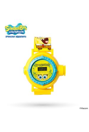 Sponge Bob UKB-S01-SBB Projeksiyonlu Çocuk Kol Saati