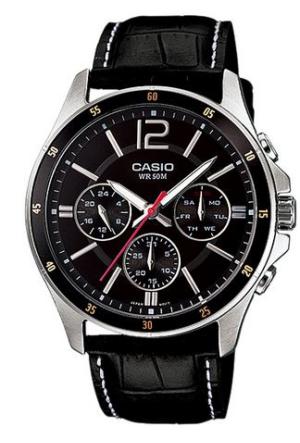 Casio Mtp-1374L-1Avdf Erkek Kol Saati