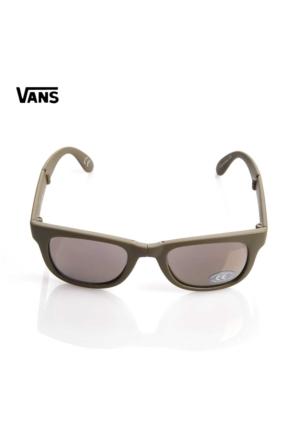 Vans Vunkj3R Men Foldable Spicoli Shades Guacamole Güneş Gözlüğü
