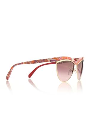 Emilio Pucci Ep 0010 77T 61 Bayan Güneş Gözlüğü