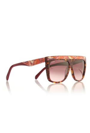 Emilio Pucci Ep 0008 56T 59 Bayan Güneş Gözlüğü