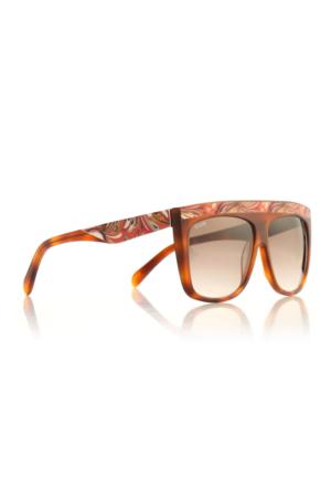 Emilio Pucci Ep 0008 56F 59 Bayan Güneş Gözlüğü