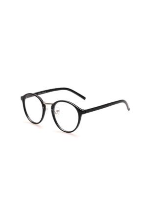 Fevale Parlak Siyah Gözlük