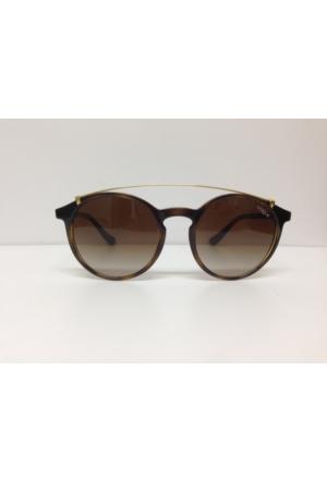 Vogue Vo5161-S W656/13 51 20 135 Kahve Degrade Kadın Güneş Gözlüğü