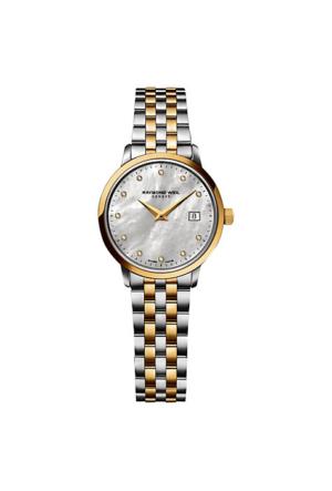 Raymond Weil Toccata Diamond 5988-STP-97081 Kadın Kol Saati