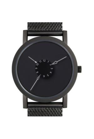 Projects Watches Pw-7265-Bm Nadir Black Mesh Unisex Kol Saati