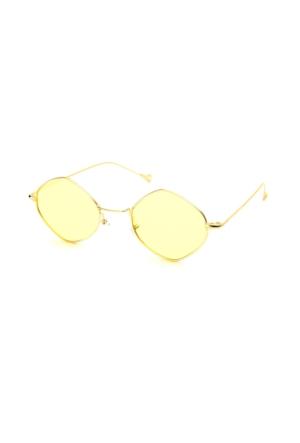 Belletti BLTX1003SARI Kadın Güneş Gözlüğü