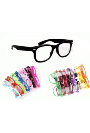 Wildlebend Renkli İmaj Gözlüğü - Siyah