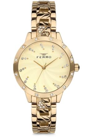 Ferro F61632-608-B Kadın Kol Saati