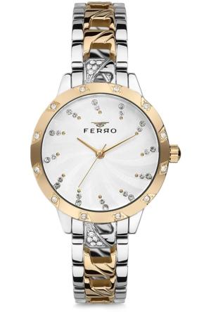 Ferro F61632-608-D Kadın Kol Saati