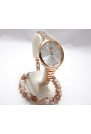 Ricardo Kadın Saat Kombini Bileklik