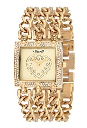 Elizabeth Elz3566-01 Kadın Kol Saati