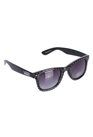 Vans V22sblk Siyah Kadın Güneş Gözlüğü