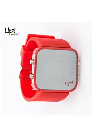 Up Watch Saat Led Red