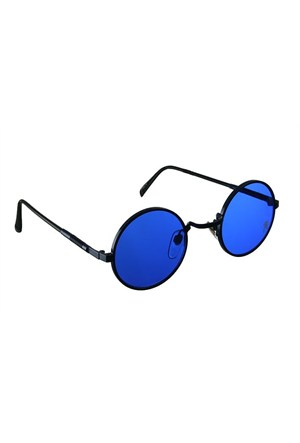 Köstebek John Lennon Gözlük Mavi