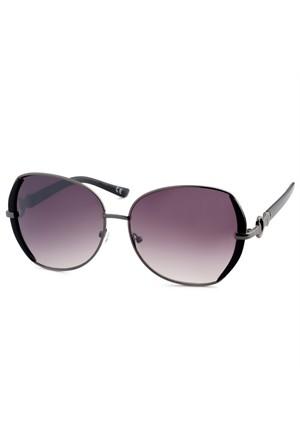 Almera Yeni Sezon Trend Moda Siyah Güneş Gözlüğü 36837